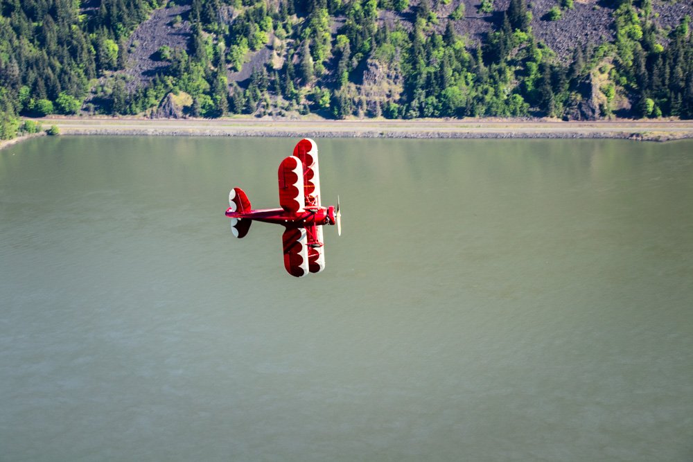 Biplane Training