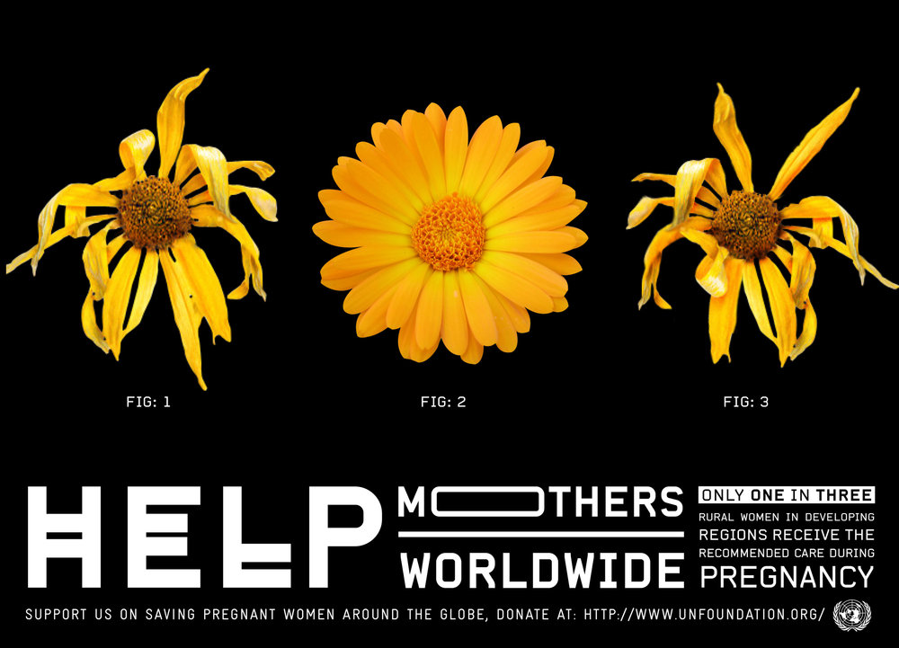 United Nations - Help Mothers Worldwide (2013)