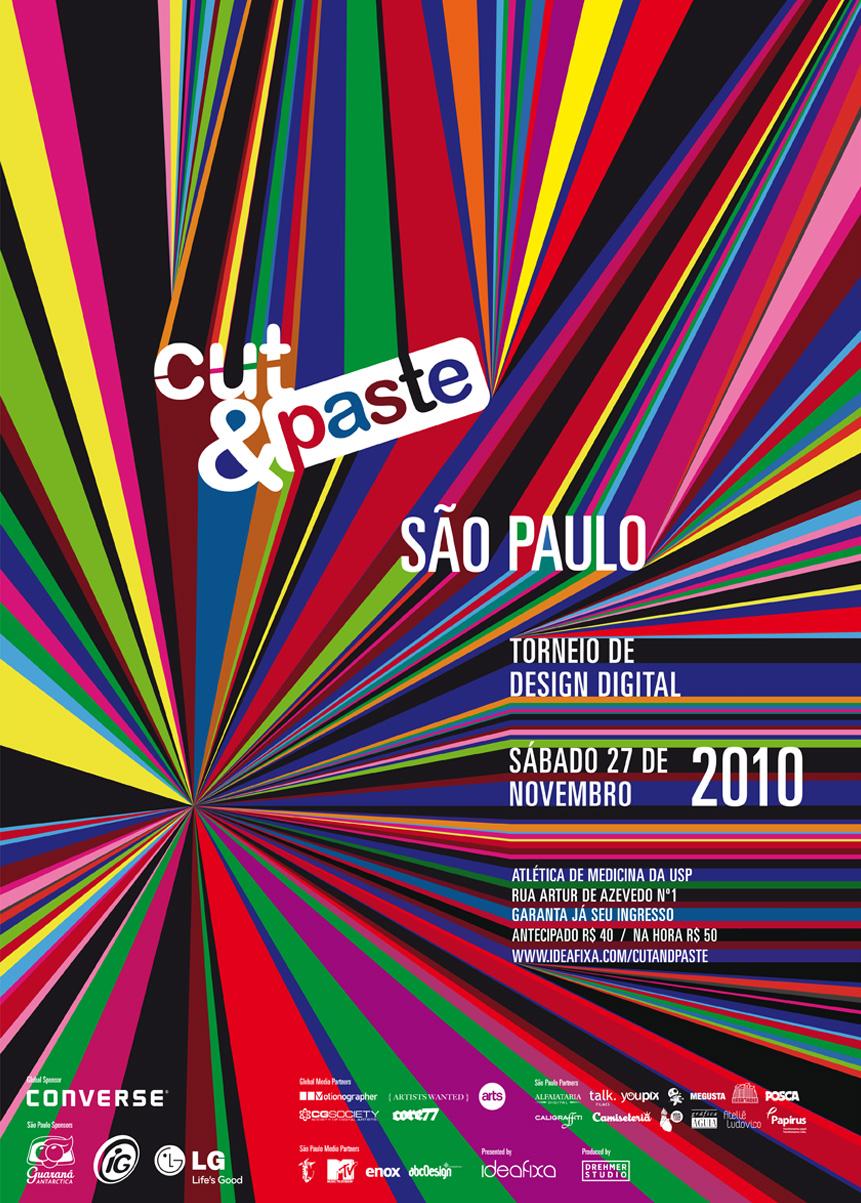 Cut & Paste (2010)