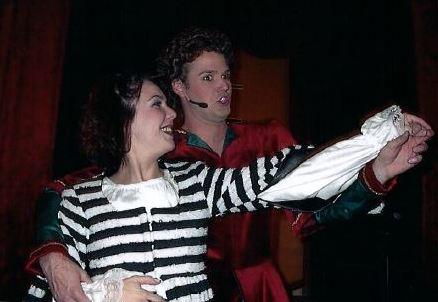 Annabella & Prince Norman