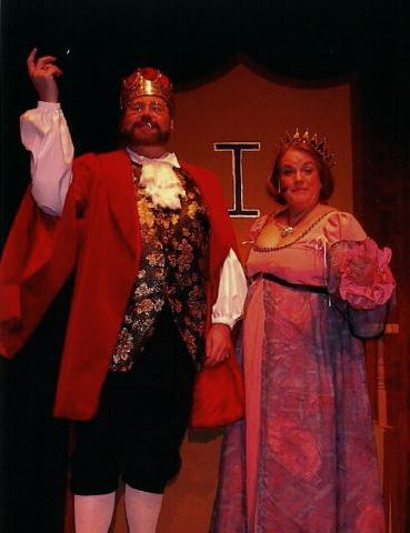 King Stanley & Queen Ludmilla