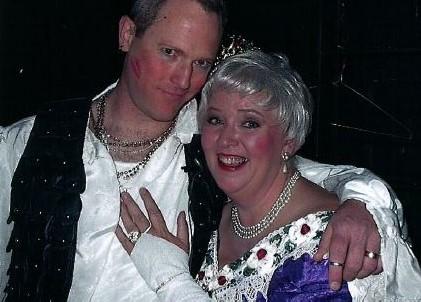 Prince Douglas & Princess Vivian