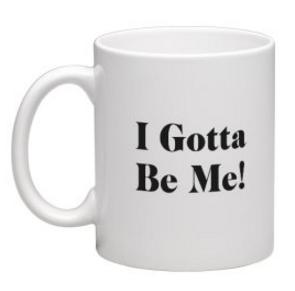 Norman's Mug!