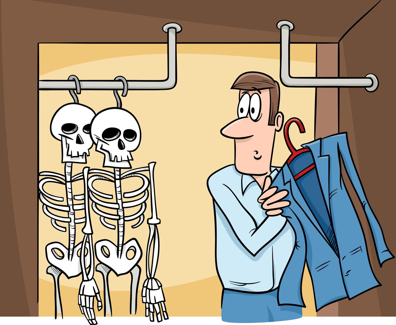 skeletons in the closet cockpit2cockpit