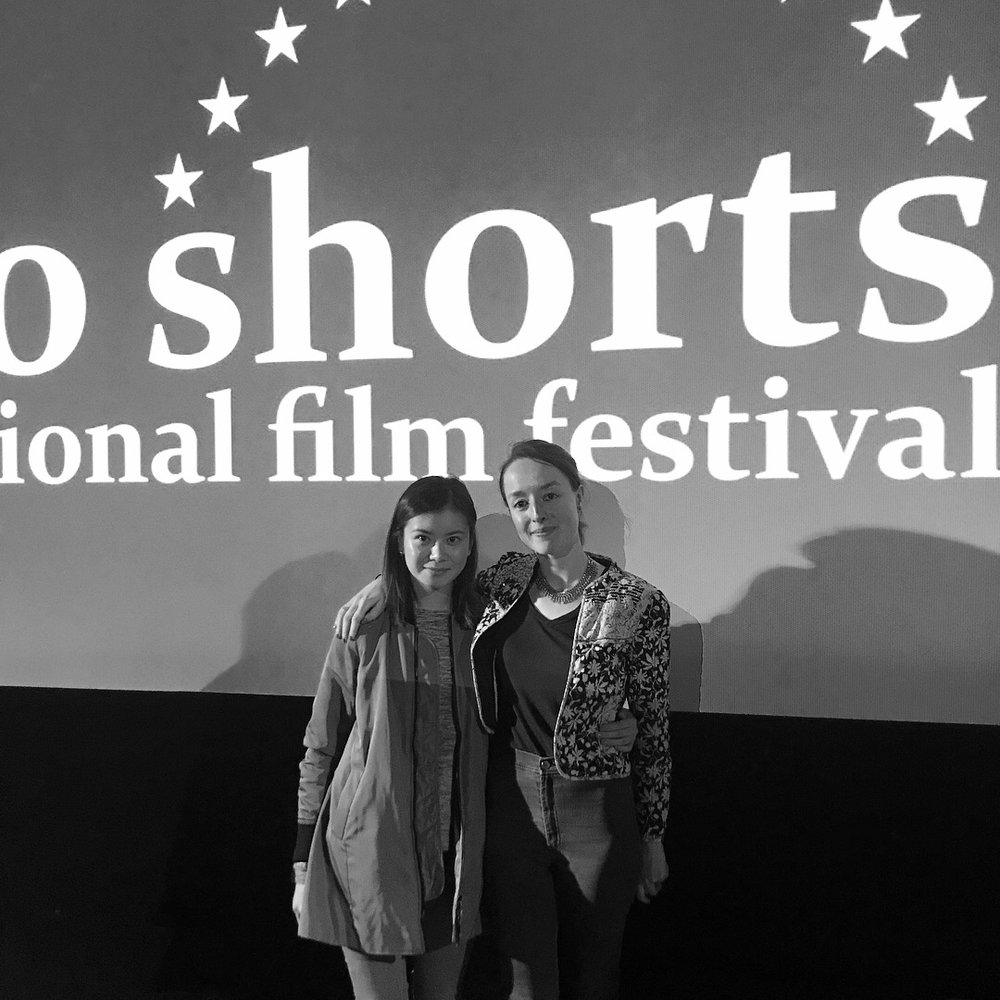 03.04.2018 – The Feast received its World Premiere at the Euro Shorts International Film Festival upon personal invitation by the founder of Oscar qualifying festival, LA Shorts! It was a wonderful screening with many thought-provoking short films.