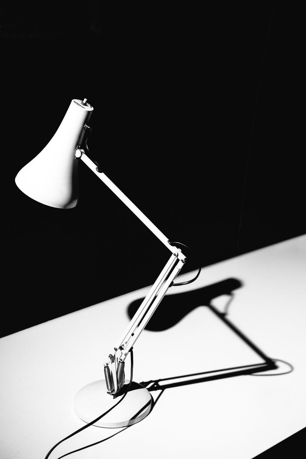 Anglepoise Apex 90 Desk Lamp  George Carwadine - Herbert Terry