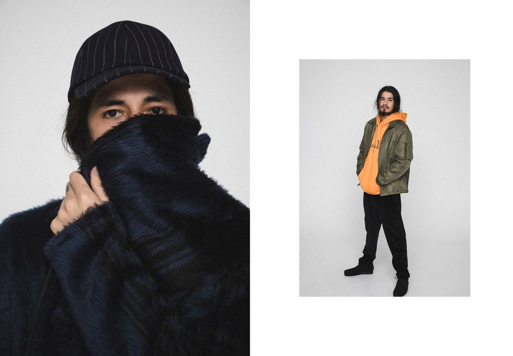 Stussy Holiday 17 Lookbook