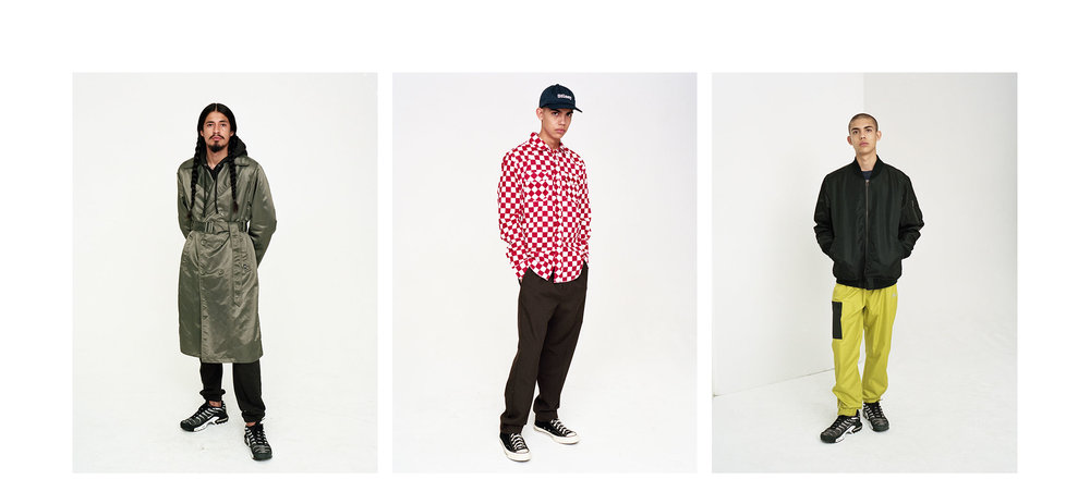 Stussy Spring 18 Lookbook