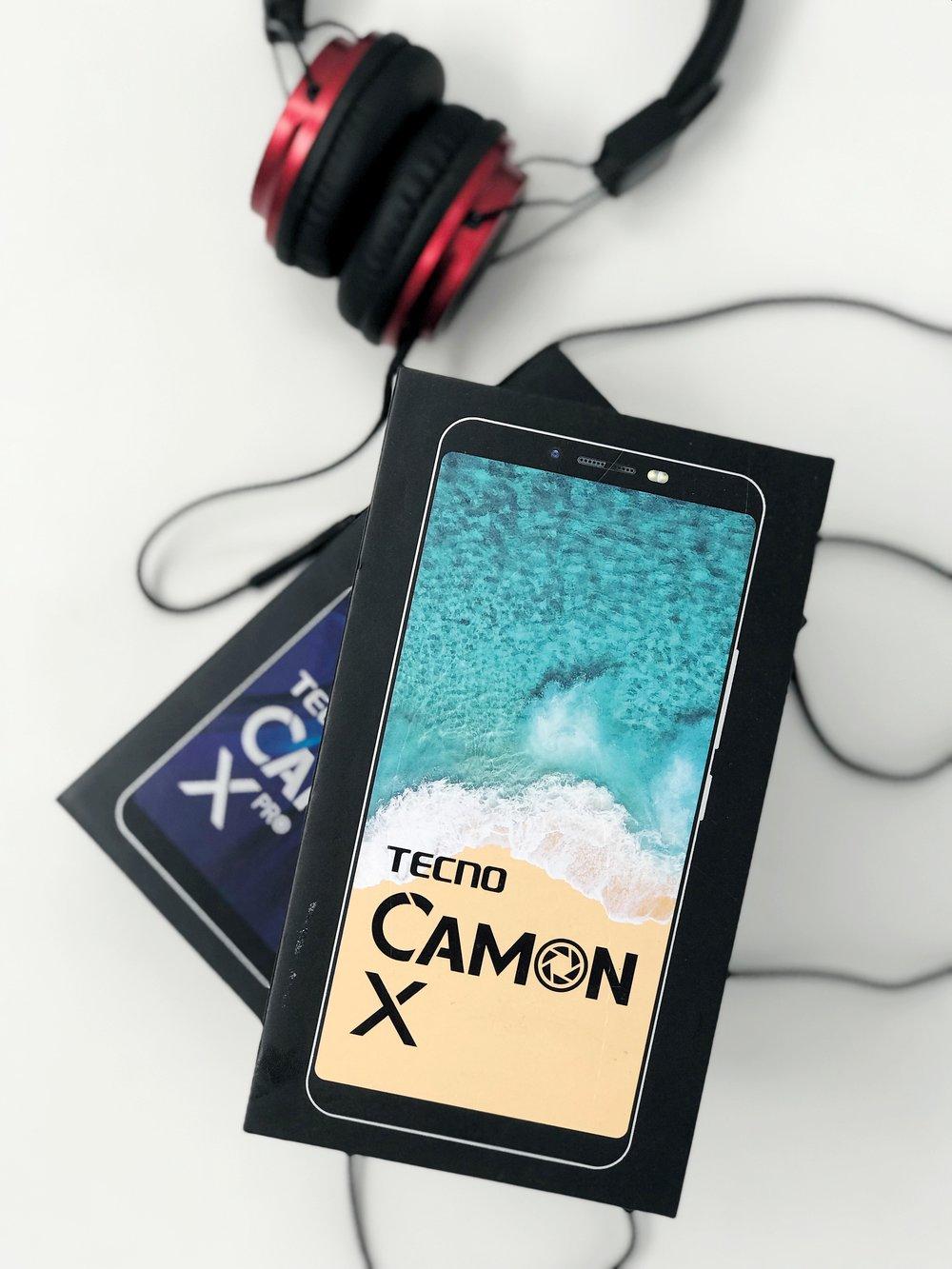 TECNO Camon X.