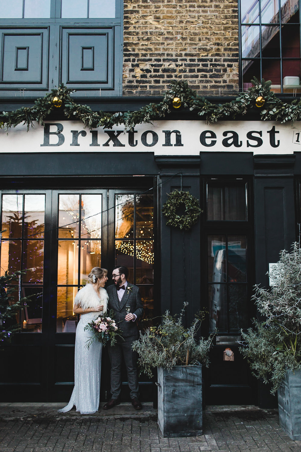 Brixton East 1871 wedding photography