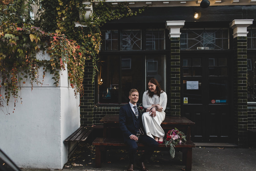 Easton Clerkenwell Wedding Photography