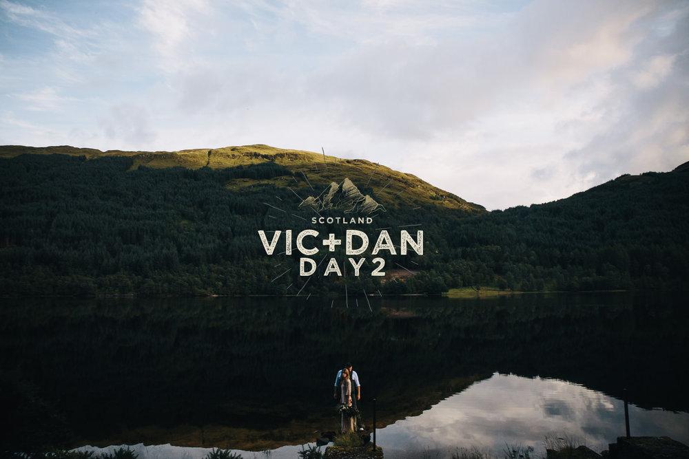 Loch Highland Wedding
