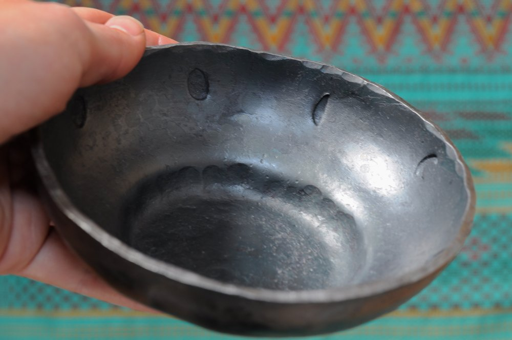Everyone will receive a hand-forged lunar candle bowl, designed and created with intention and love by Raina and her partner in the backwoods of Nova Scotia.