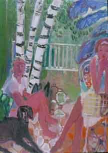 Birch Trees (1998)