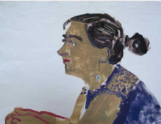 Blue Shawl (2005)
