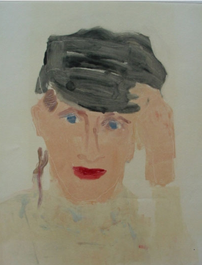 Black Greek Hat (2004)