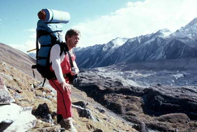 John Roskelley_above Gangor Punsuum base camp 1986.jpg