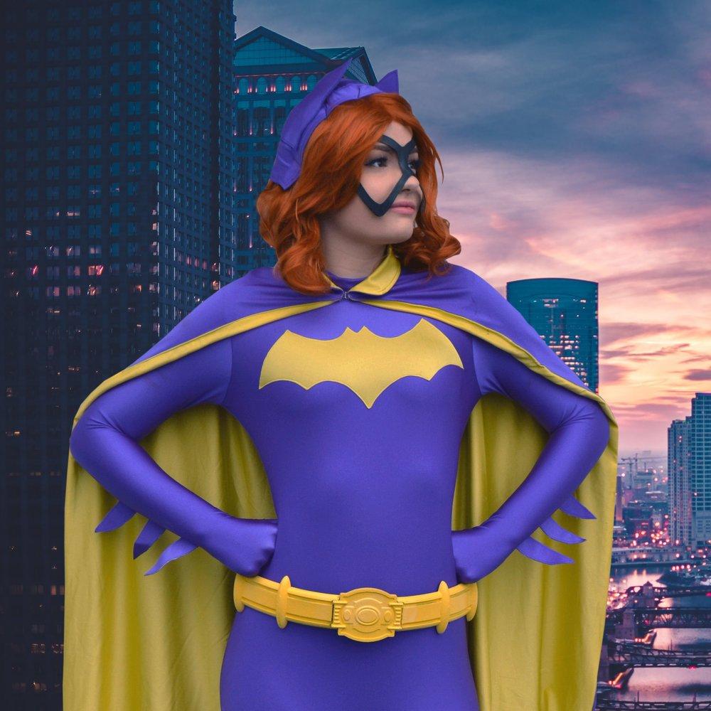 The Bat Girl