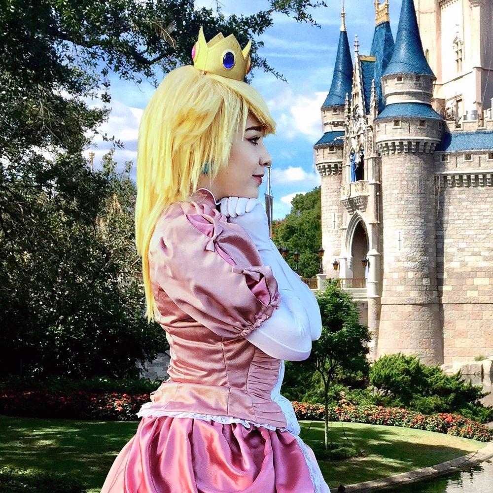 Super Peachy Princess