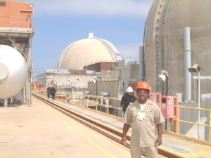 Tour of San Onofre Nuclear Generating Station, 2005