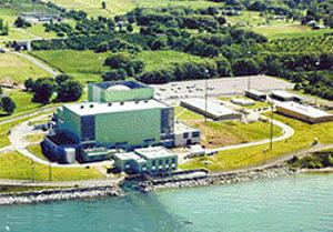 Ginna nuclear power plant