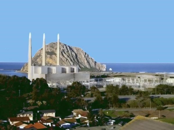 Morro Bay Power Plant (photo courtesy Wikimapia)