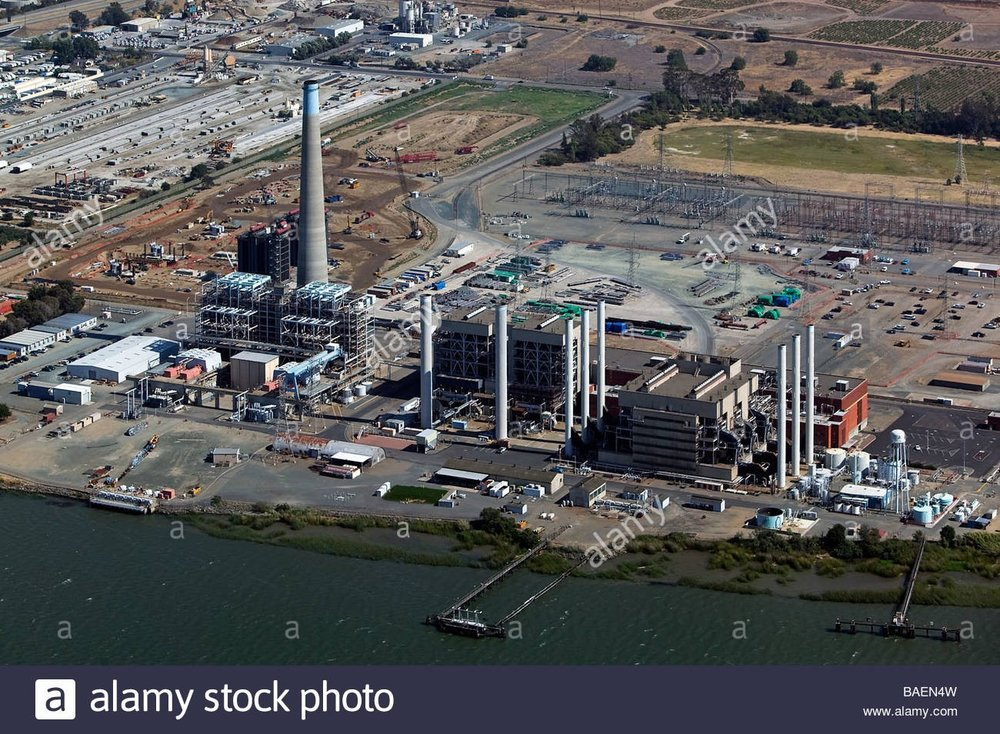Pittsburg Power Plant (photo courtesy Alamy)