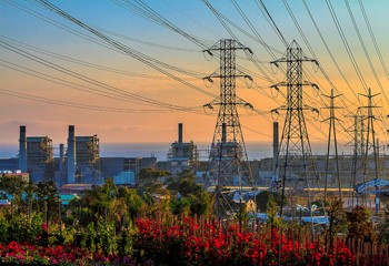 Redondo Beach Power Plant (photo courtesy AES)