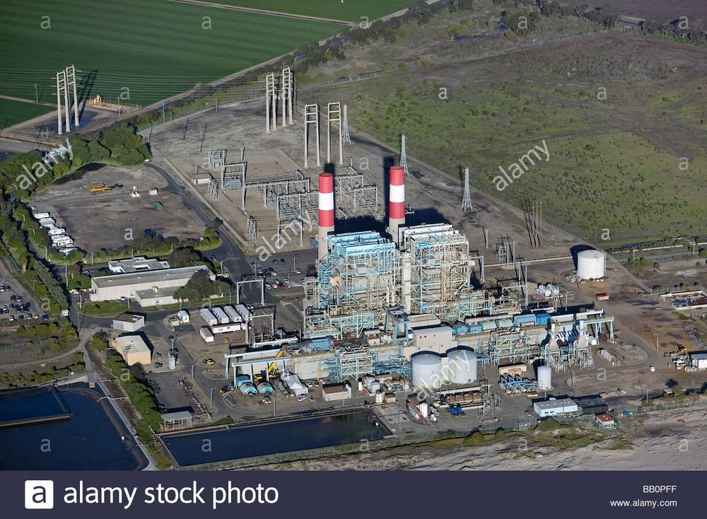 Ormond Power Plant (photo courtesy Alamy)