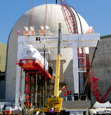 San Onofre Steam Generator 1