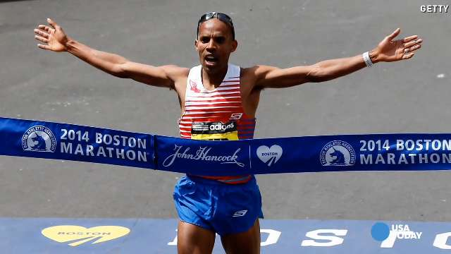 Winning the Boston Marathon