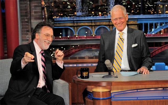 Life after The Late Show with David Letterman