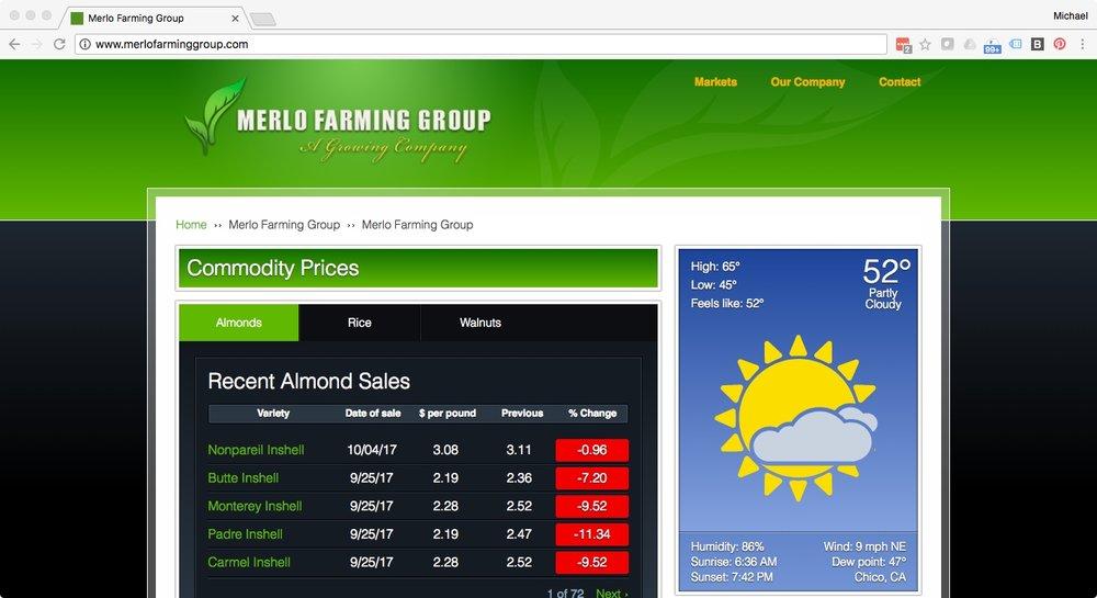 Merlo Farming Group  -merlofarminggroup.com