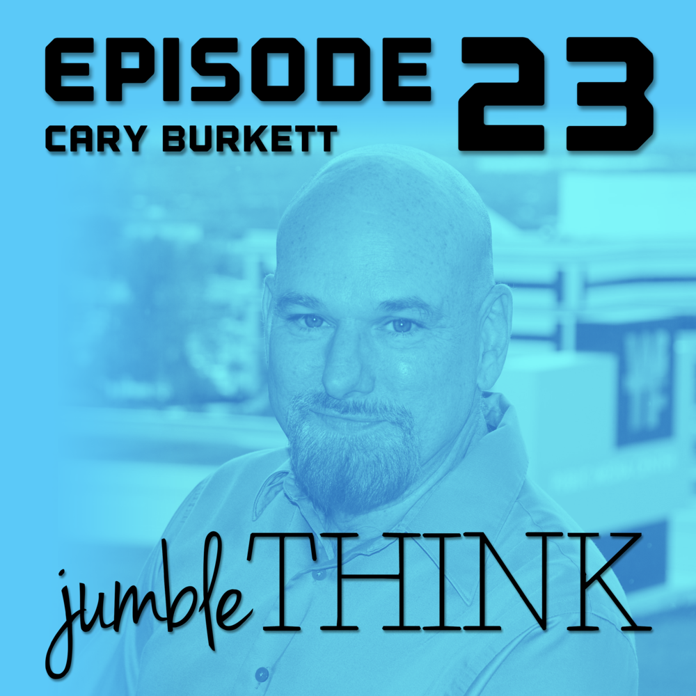 Connecting Through Story | Cary Burkett