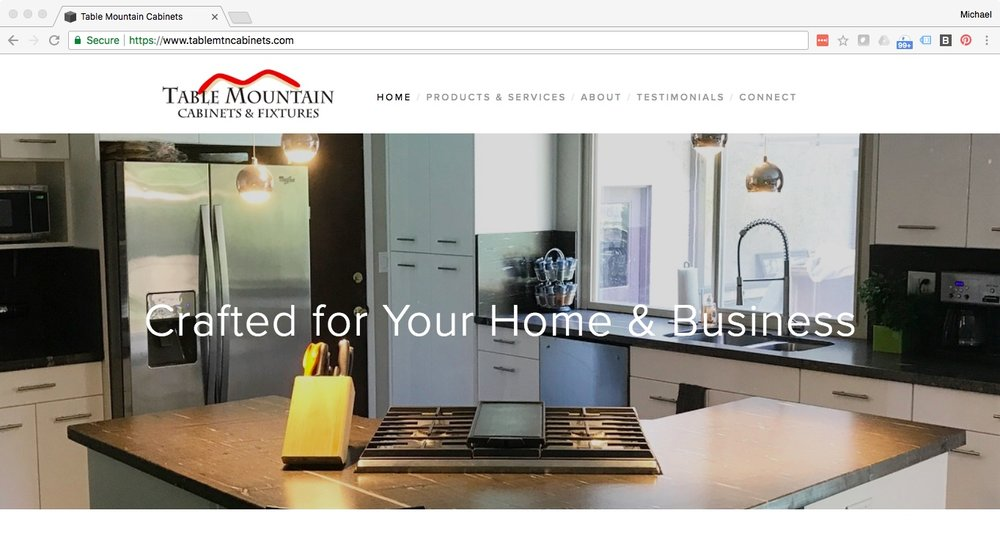 Table Mountain Cabinets  - tablemtncabinets.com