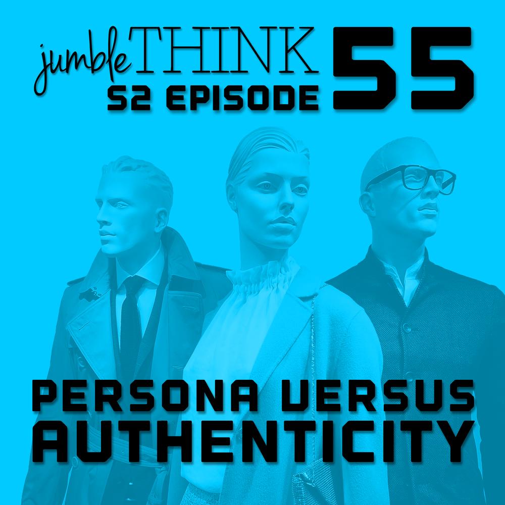 Persona vs Authenticity