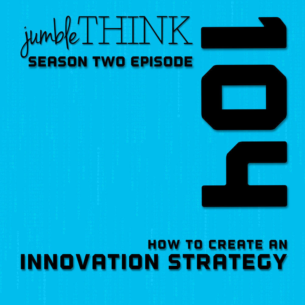 How to create and Innovation Strategy