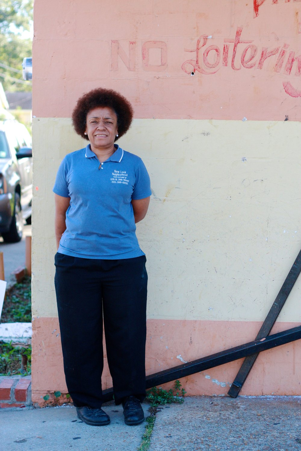 """""""We have owned this store for twelve years we have seen kids come through and come back. We always nudge them to finish school and get into a good career and we work with the MLK Center to put the word out and help them get jobs. One thing that holds people back here is transportation. If the bus comes late then they're late to work, or they get to the other side of town and they can't get back because of when transit runs. Then there's education- not all the resources are available to them and they may not know about it unless someone tells them. We try and always let people know about the opportunities out there,even if it's on the other side of town."""""""