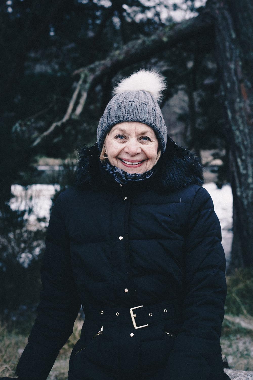 The ever lovely Teresa:)