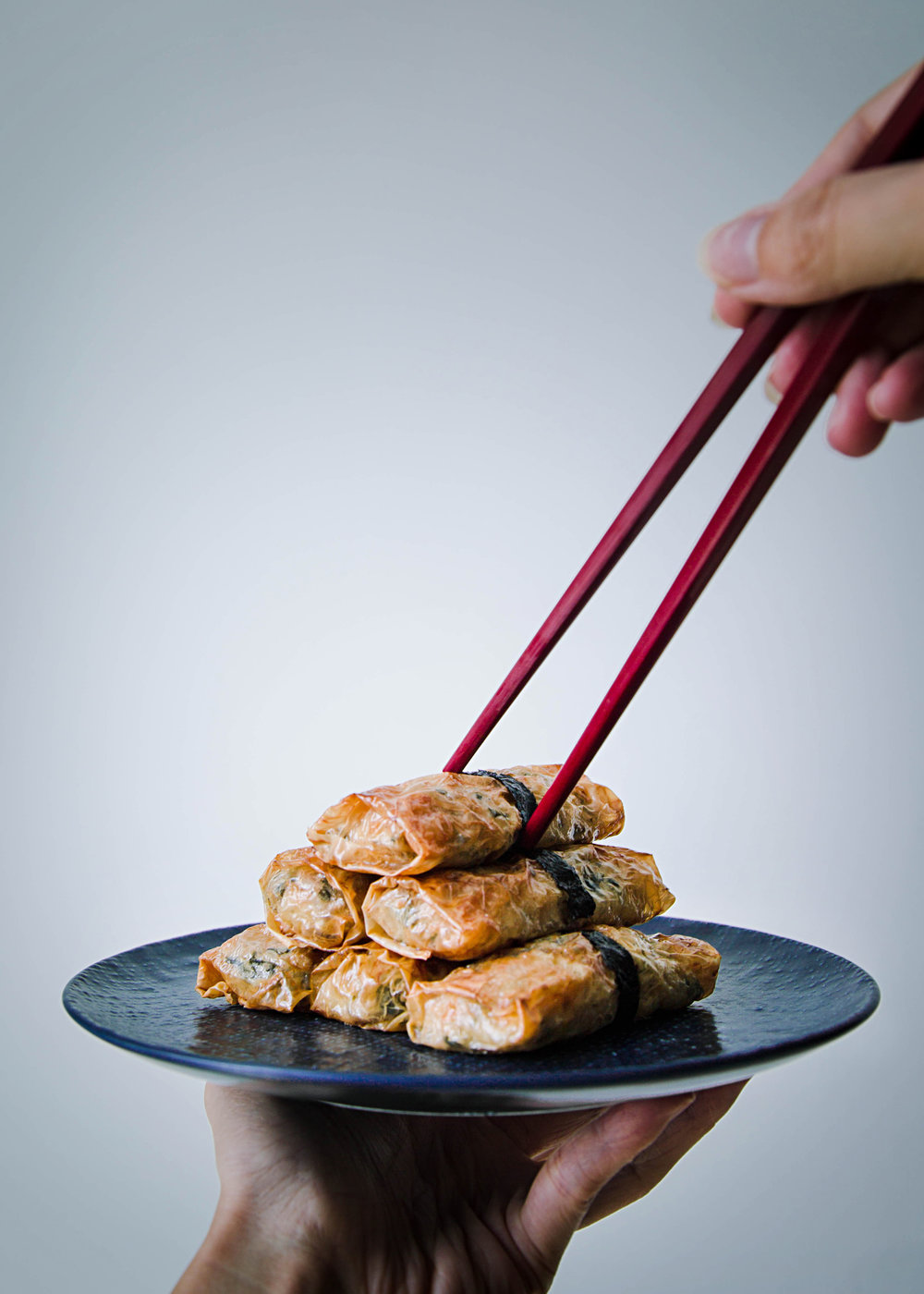 Hand hold plate with chopstick.jpg
