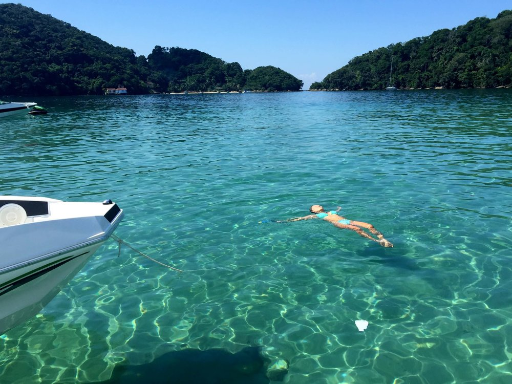 Lagoa Azul - Blue Lagoon