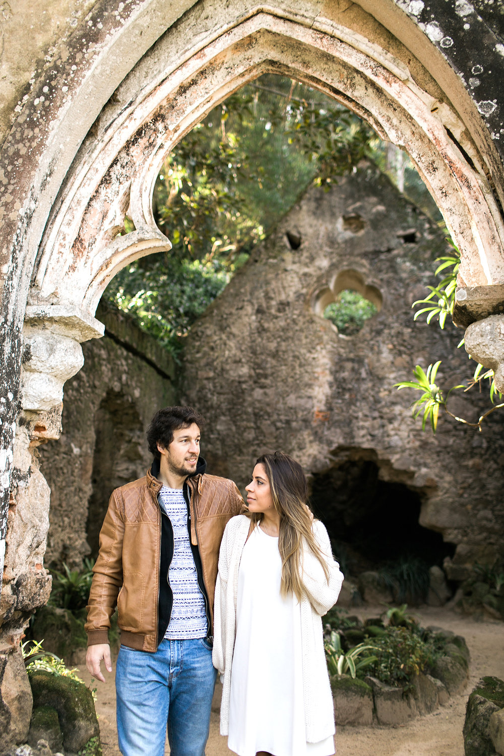ANDREIA AND BRUNO - Sintra, Portugal