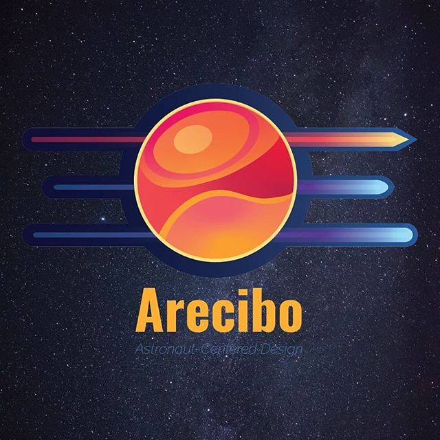 Arecibo, your friendly local astronaut-centered design studio, is now live! Link in bio 🚀 #spacetechnology #astronautcentereddesign #humancentereddesign #design