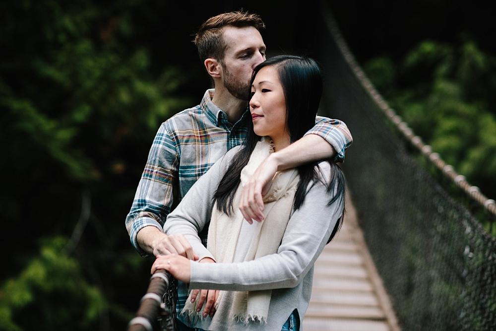 North Vancouver Lynn Canyon Lynn Valley Engagement Session Engagement Photos Andrew's Cafe Lonsdale Quay North Vancouver Wedding Photographer_0007.jpg