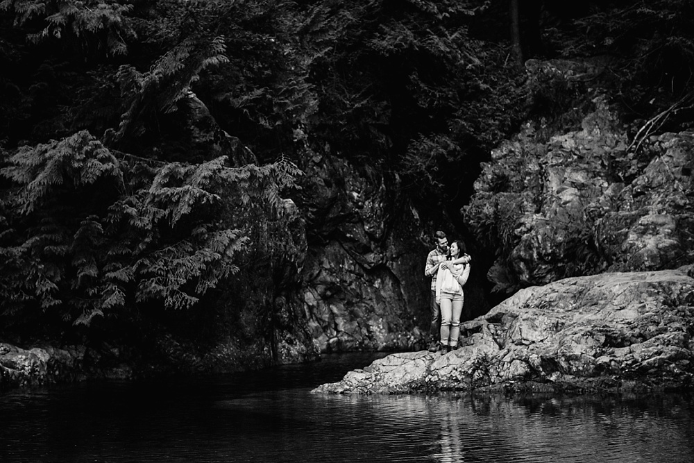 North Vancouver Lynn Canyon Lynn Valley Engagement Session Engagement Photos Andrew's Cafe Lonsdale Quay North Vancouver Wedding Photographer_0008.jpg