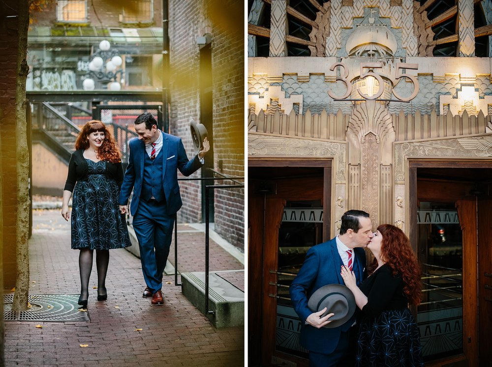 Nov16.RachelJay0910 (1)_Note Photography Documentary Photographer Wedding Photos Vancouver B.C. Gastown Engagement Session Revolver Coffee Blood Alley Vintage Retro Marine Building.jpg