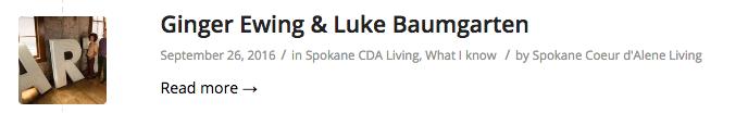 Spokane CDA Living