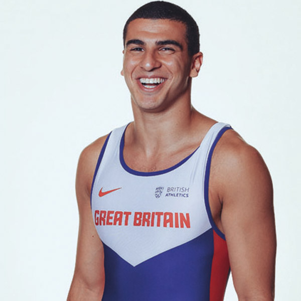 ADAM GEMILI INTERVIEW FOR MEN'S RUNNING   I spoke to the rising star of British sprinting a couple of months prior to the Rio Olympics