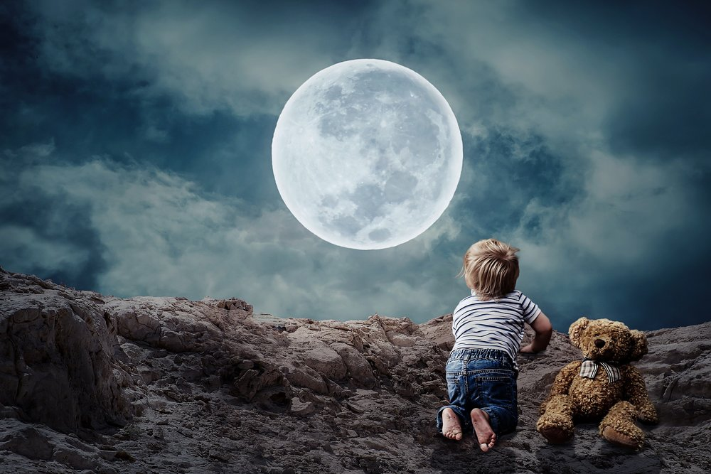 gazing at the moon in wonder.jpg