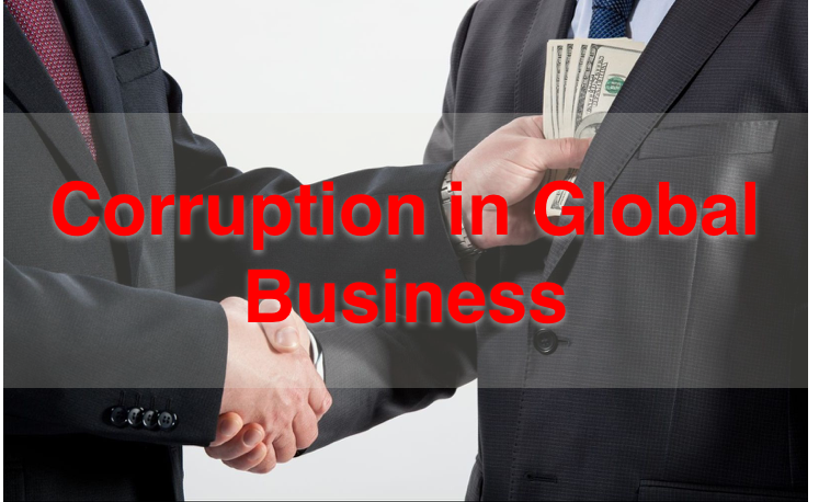 Corruption in Global Business